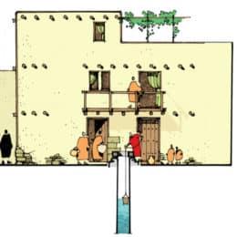 La géographie fonctionnelle et sociale d'une cité méditerranéenne de l'âge du Bronze