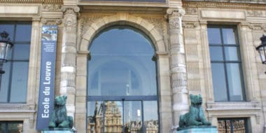 École du Louvre, Paris 2018-2019